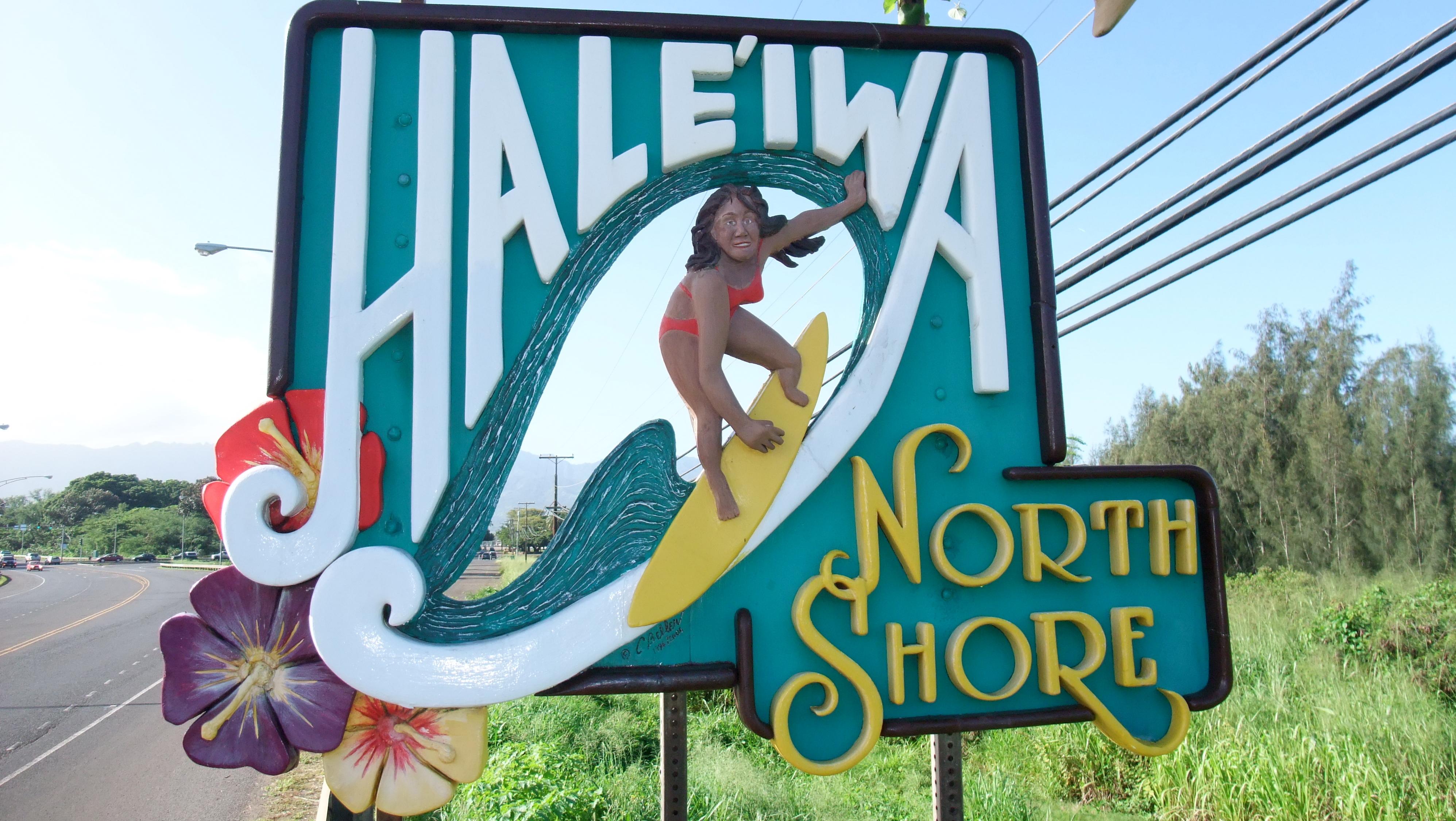 Haleiwa entry