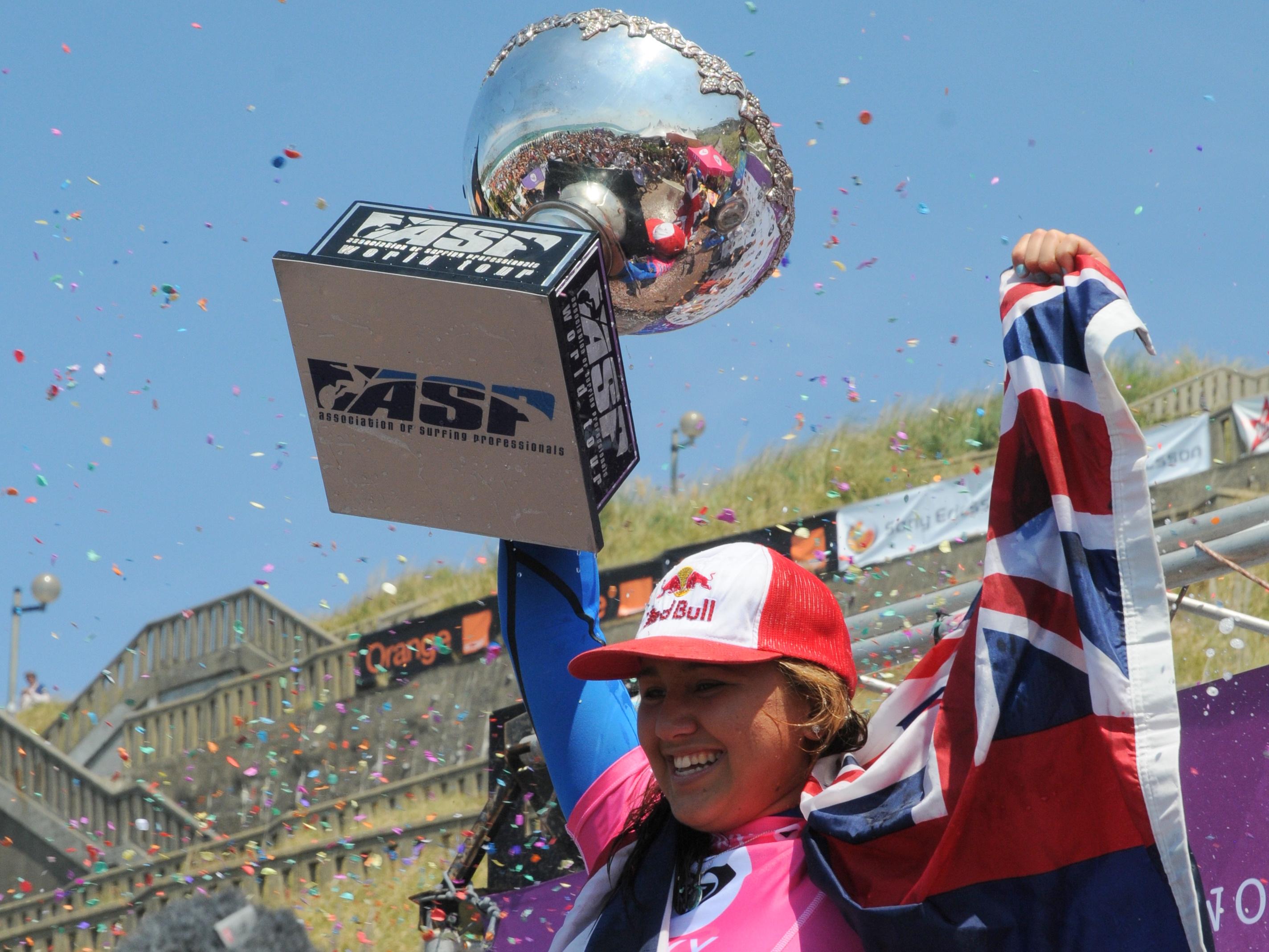 Carissa World Champion