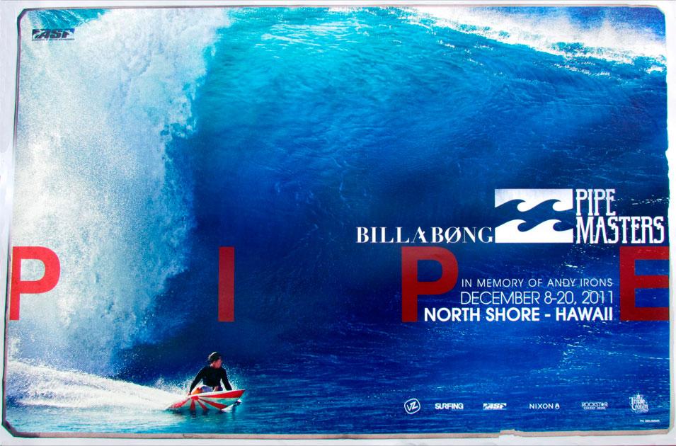 Résultats du Billabong Pipe Masters 2011