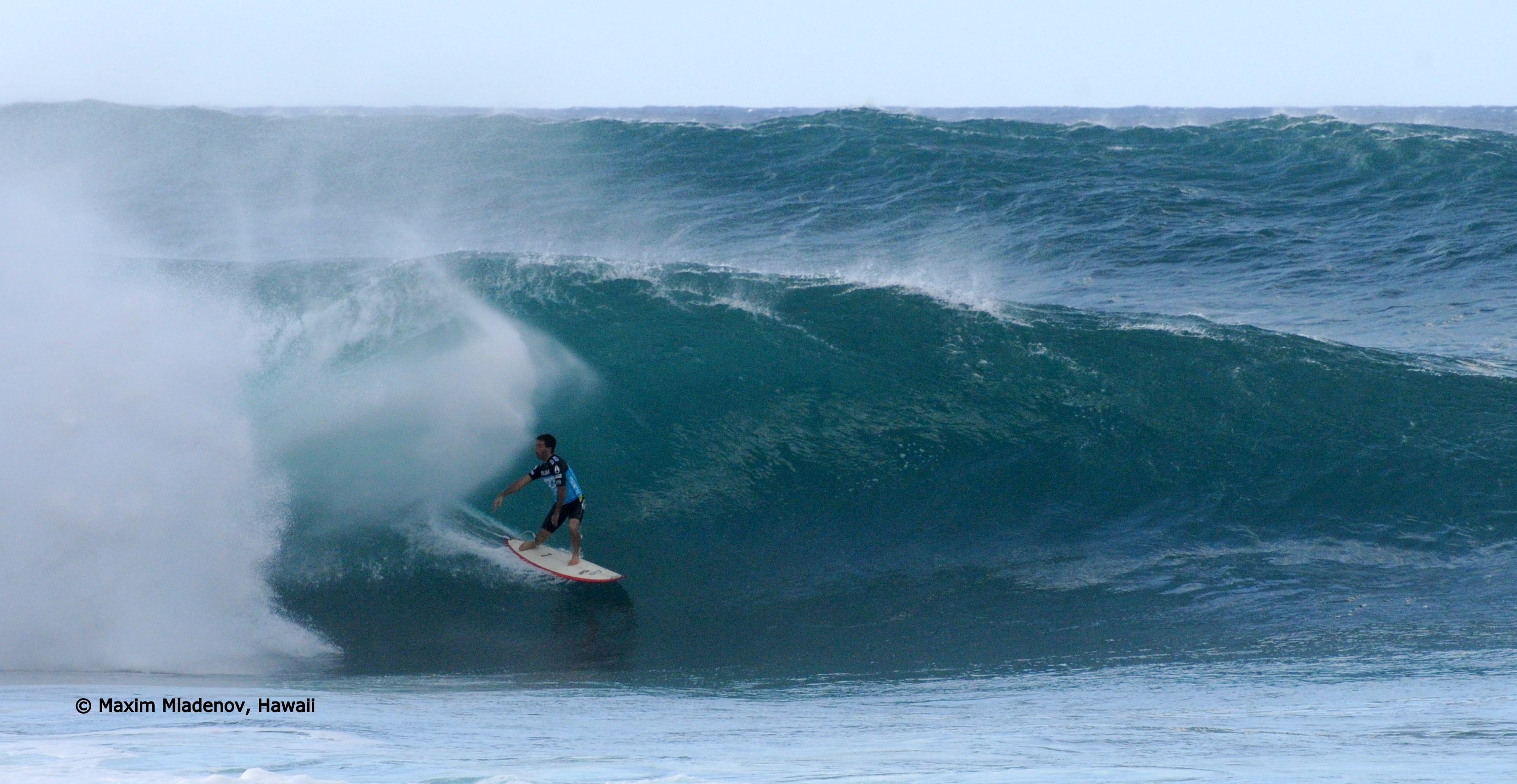Le tout pour le tout -sequ05 - 1er Tour 08-12-2011 Billabong PIPE Masters © Maxim Mladenov, Hawaii