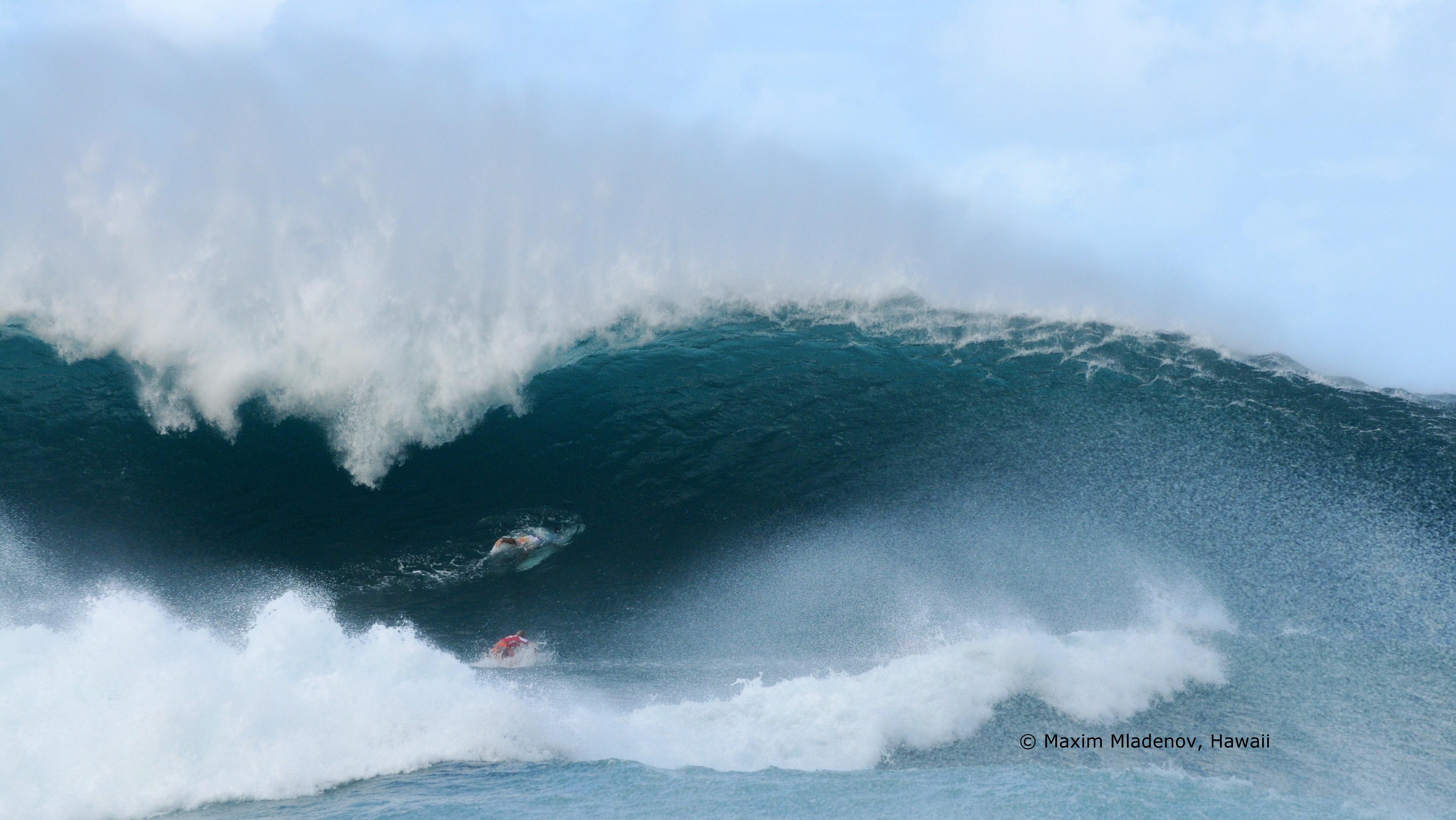 Quand la série vous tombe sur la tête © Maxim Mladenov, Hawaii