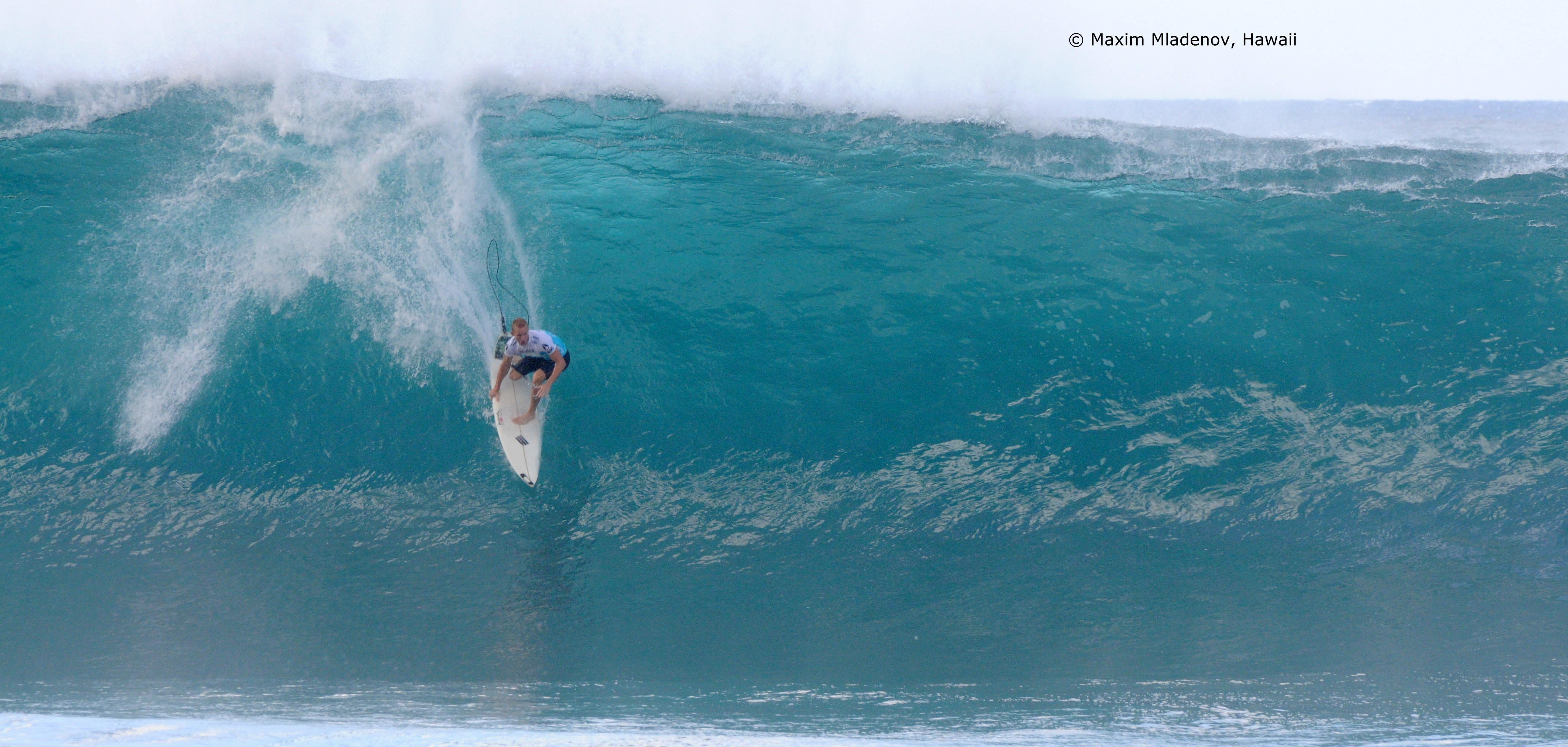Sans commentaires - 1er Tour 08-12-2011 Billabong PIPE Masters © Maxim Mladenov, Hawaii