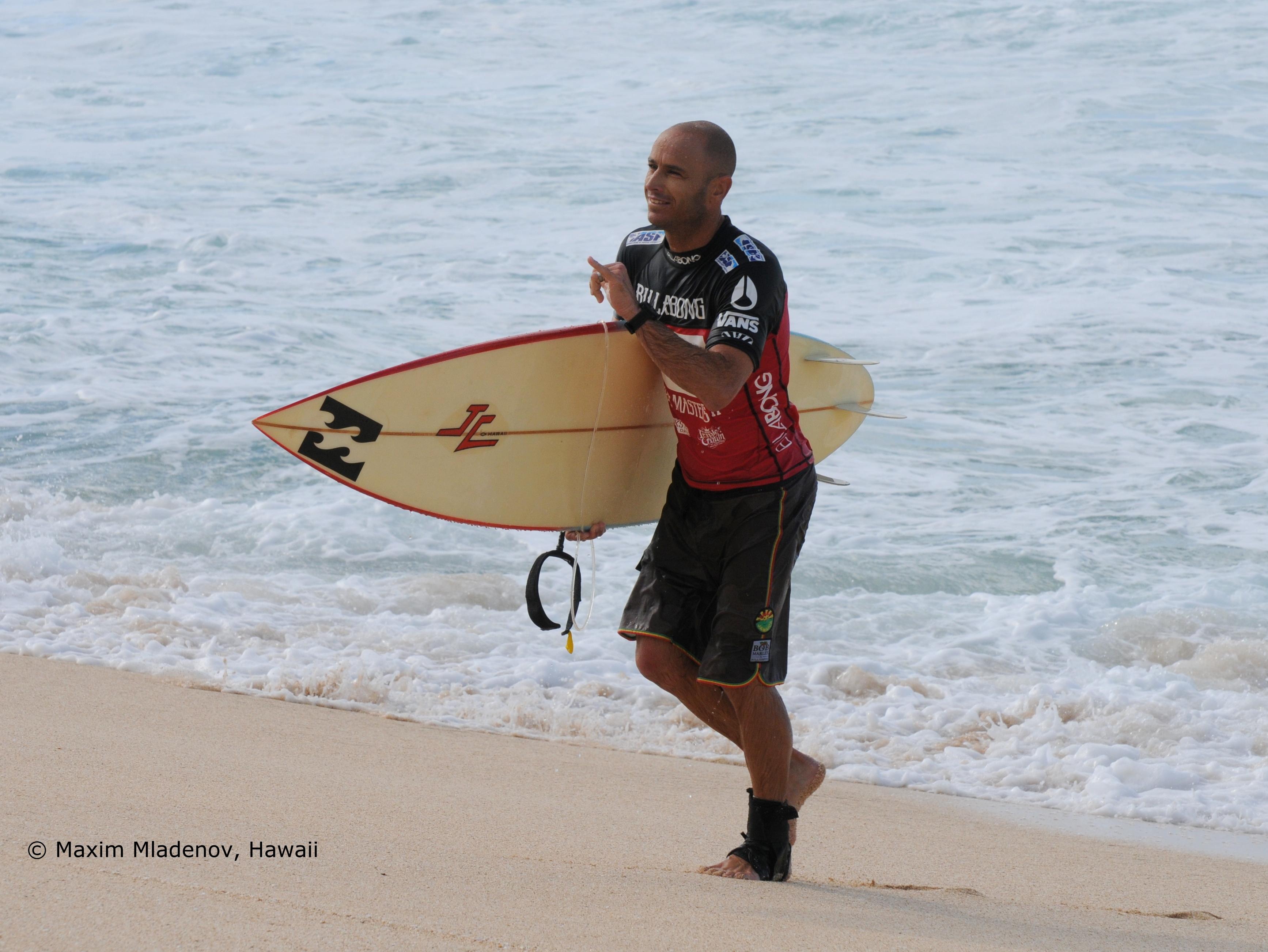 Shane Dorian - 1er Tour 08-12-2011 Billabong PIPE Masters © Maxim Mladenov, Hawaii