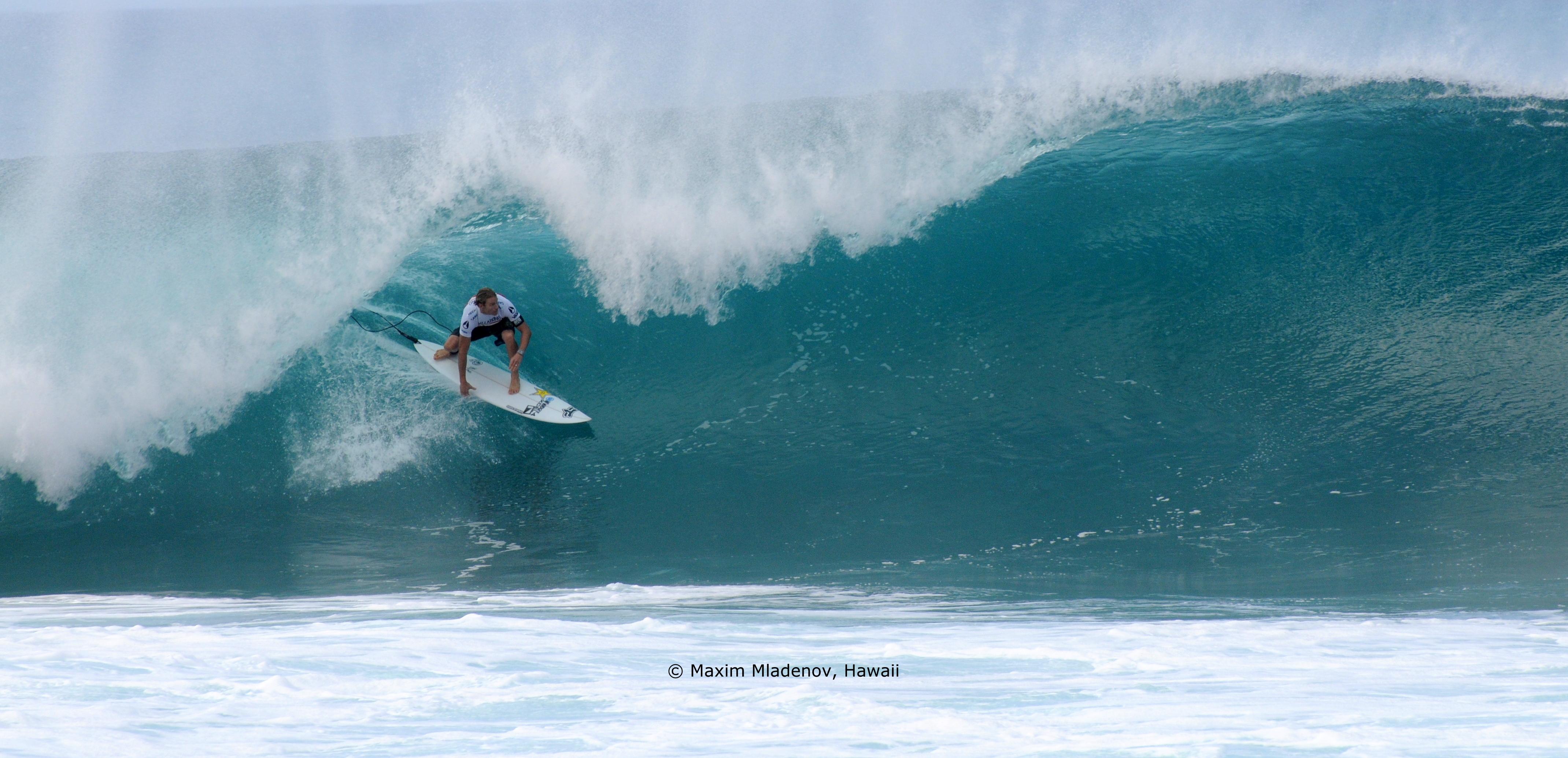 Tube parfait -sequence01- 1er Tour 08-12-2011 Billabong PIPE Masters © Maxim Mladenov, Hawaii