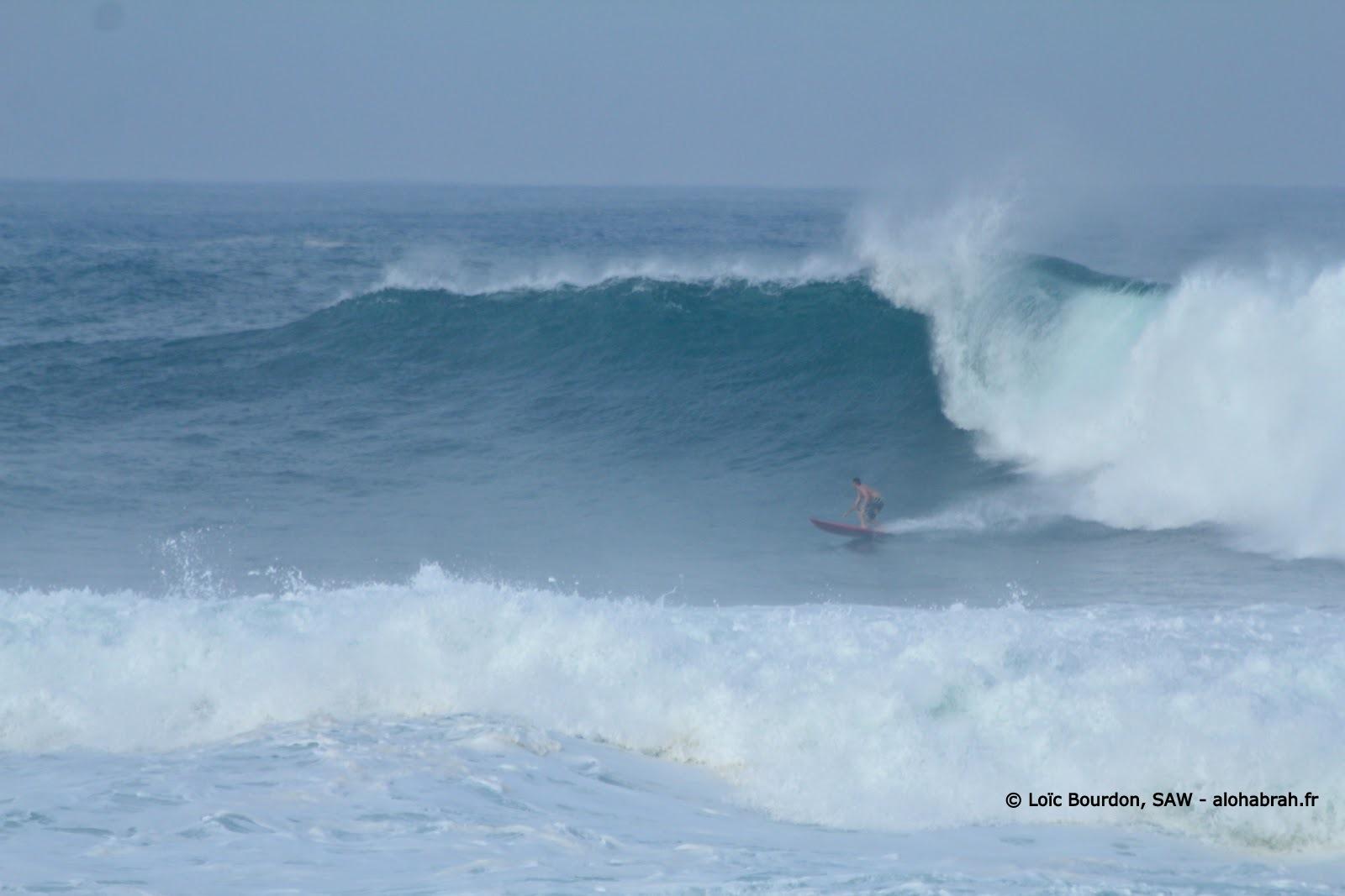 waimea swell du 04-01-12 © Loïc Bourdon SAW - alohabrah.fr