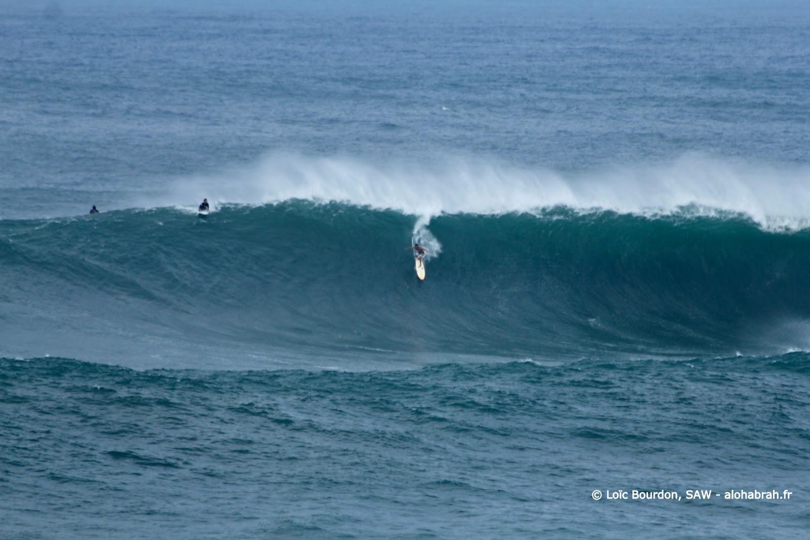 waimea swell du 04-01-12 © Loïc Bourdon, SAW - alohabrah.fr