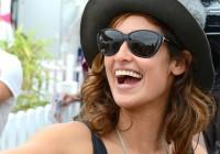 Kassia Meador au roxy pro Biarritz 2012 - Longboard Invitational © Maxim Mladenov - alohabrah.fr