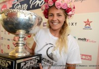 Stephanie Gilmore WORLD CHAMPION 2012  © Maxim Mladenov - alohabrah.fr