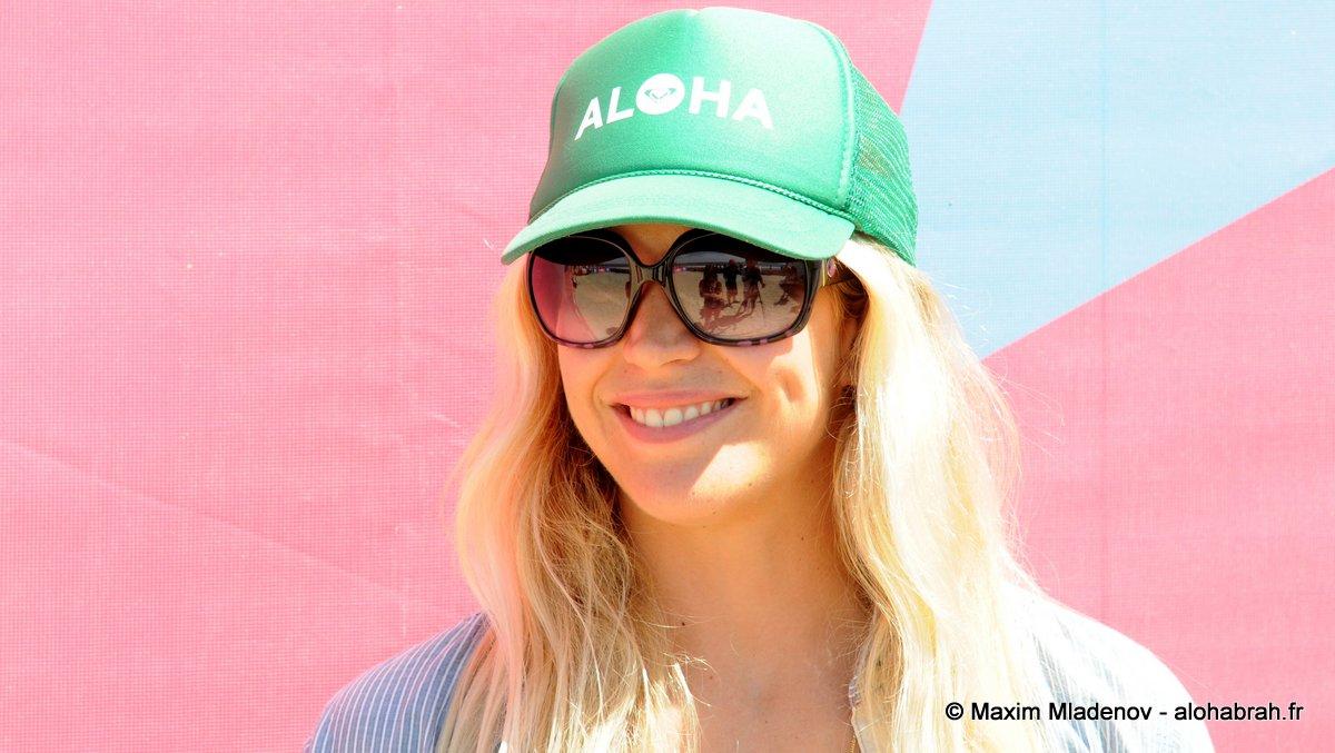 Aloha Rosy Hodge @Roxy Pro 2012 © Maxim Mladenov - alohabrah.fr