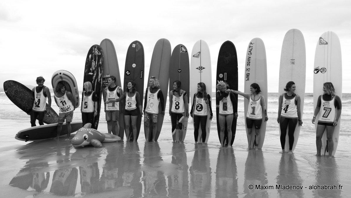Kassia Meador Invitational @Roxy Pro Biarritz 2012 © Maxim Mladenov - alohabrah.fr
