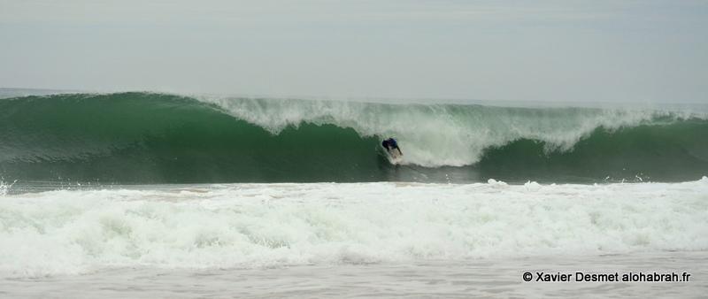 Wiggolly Dantas @Round 1 @ Quiksilver Pro France 2012 ©Xavier Desmet - alohabrah.fr