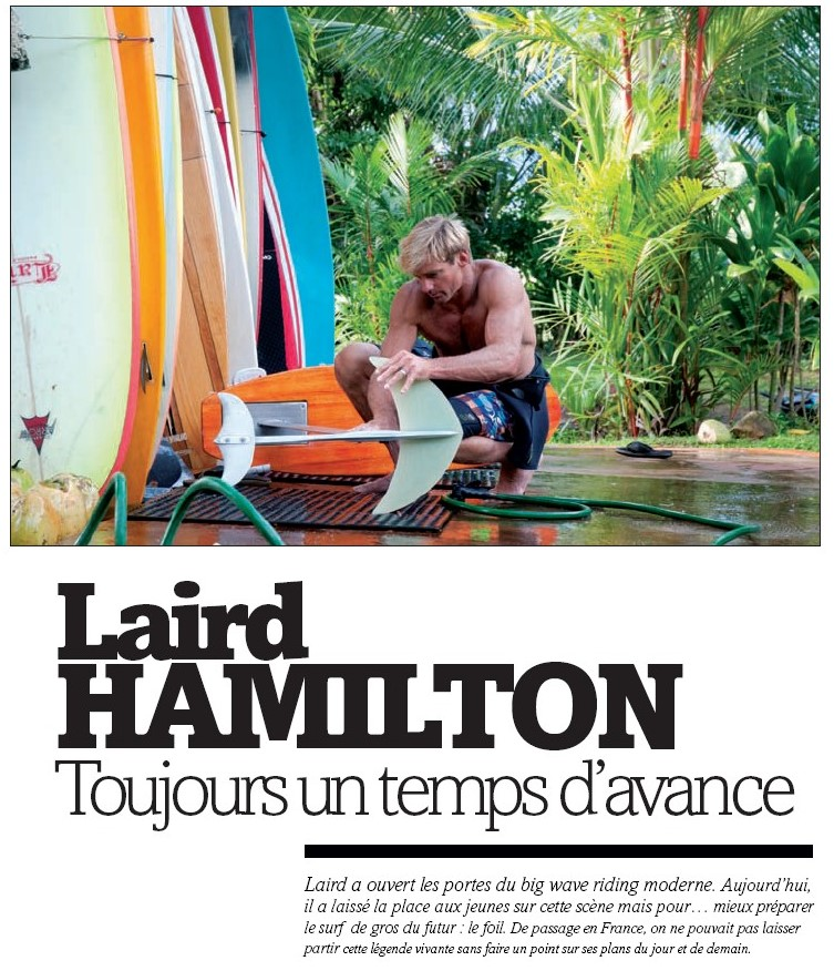 laird hamilton surf session