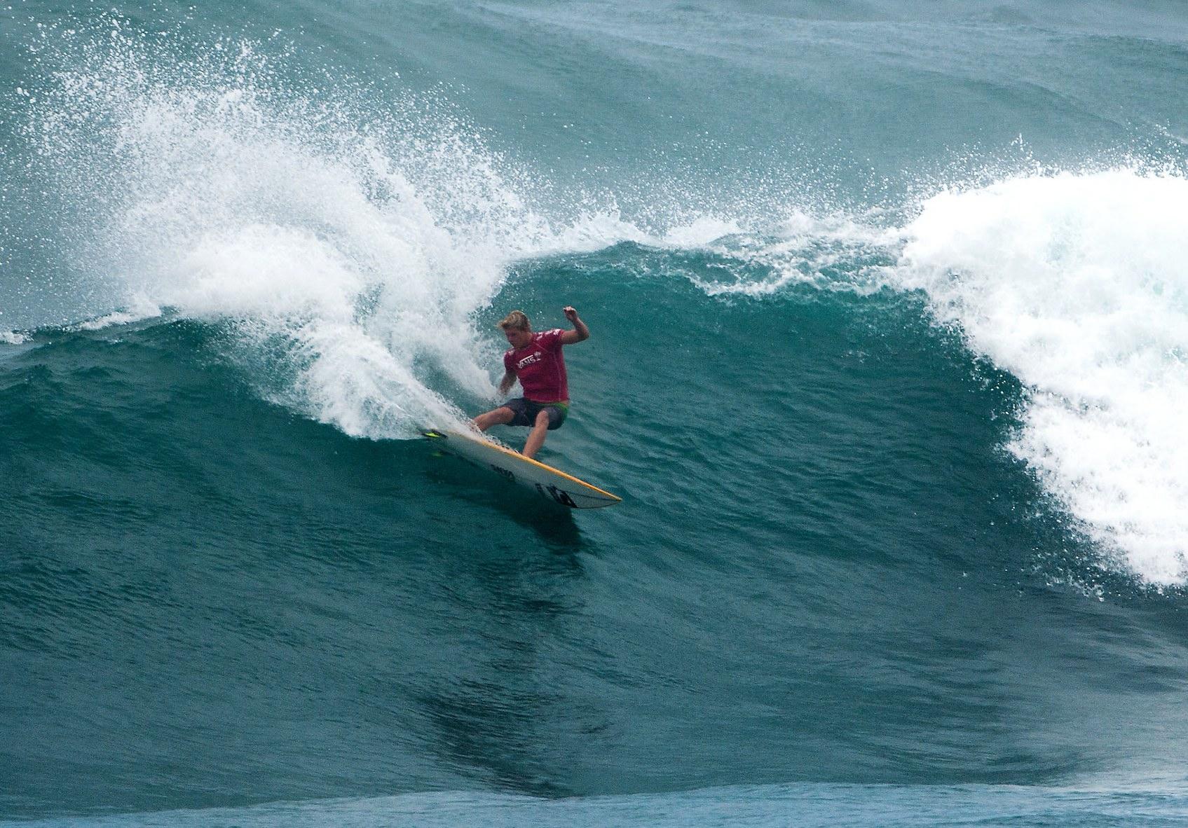 John John Florence (Oahu, HAW) / ASP Handout