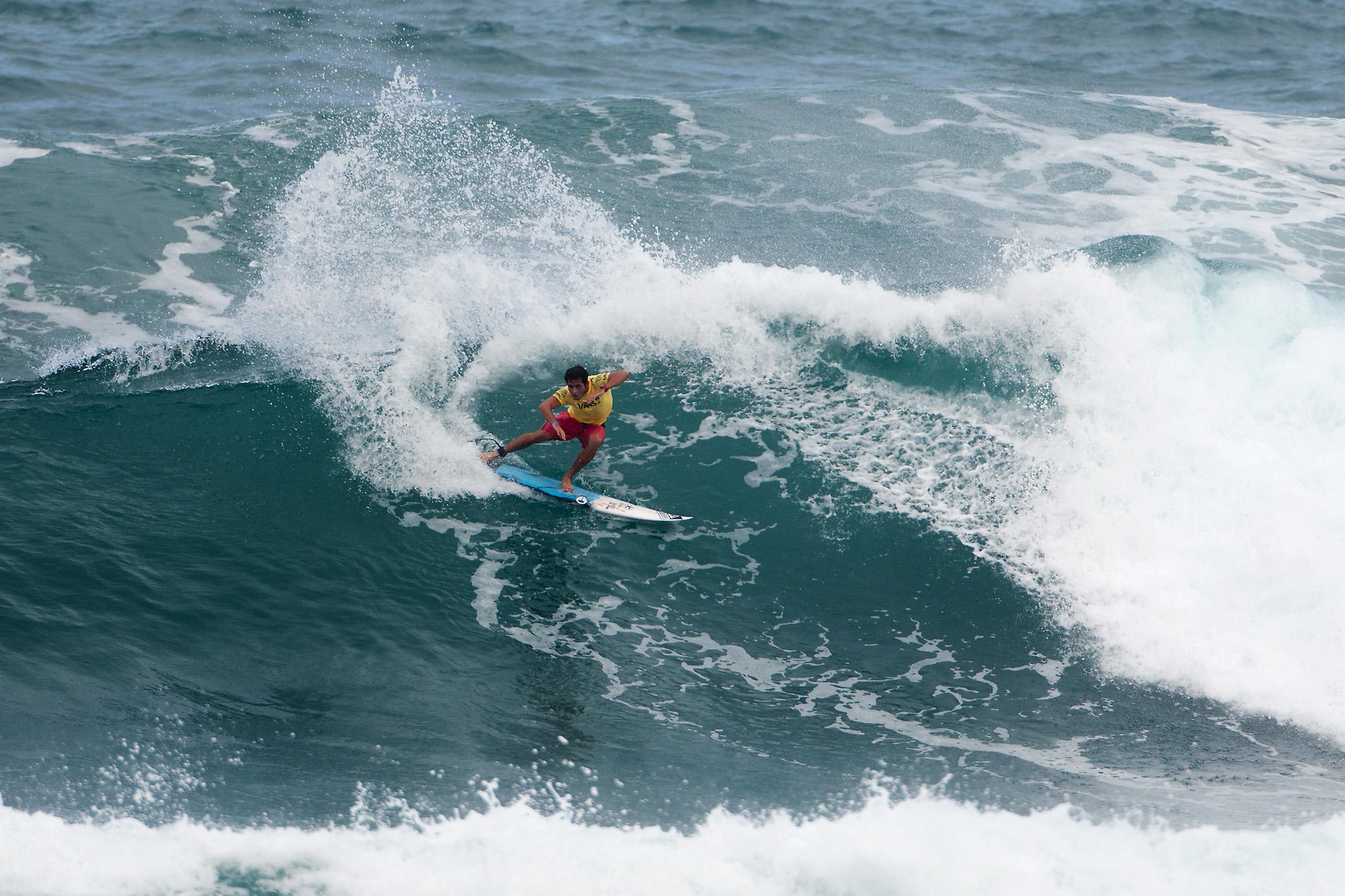 Billy Kemper (Maui, HAW) / ASP Handout