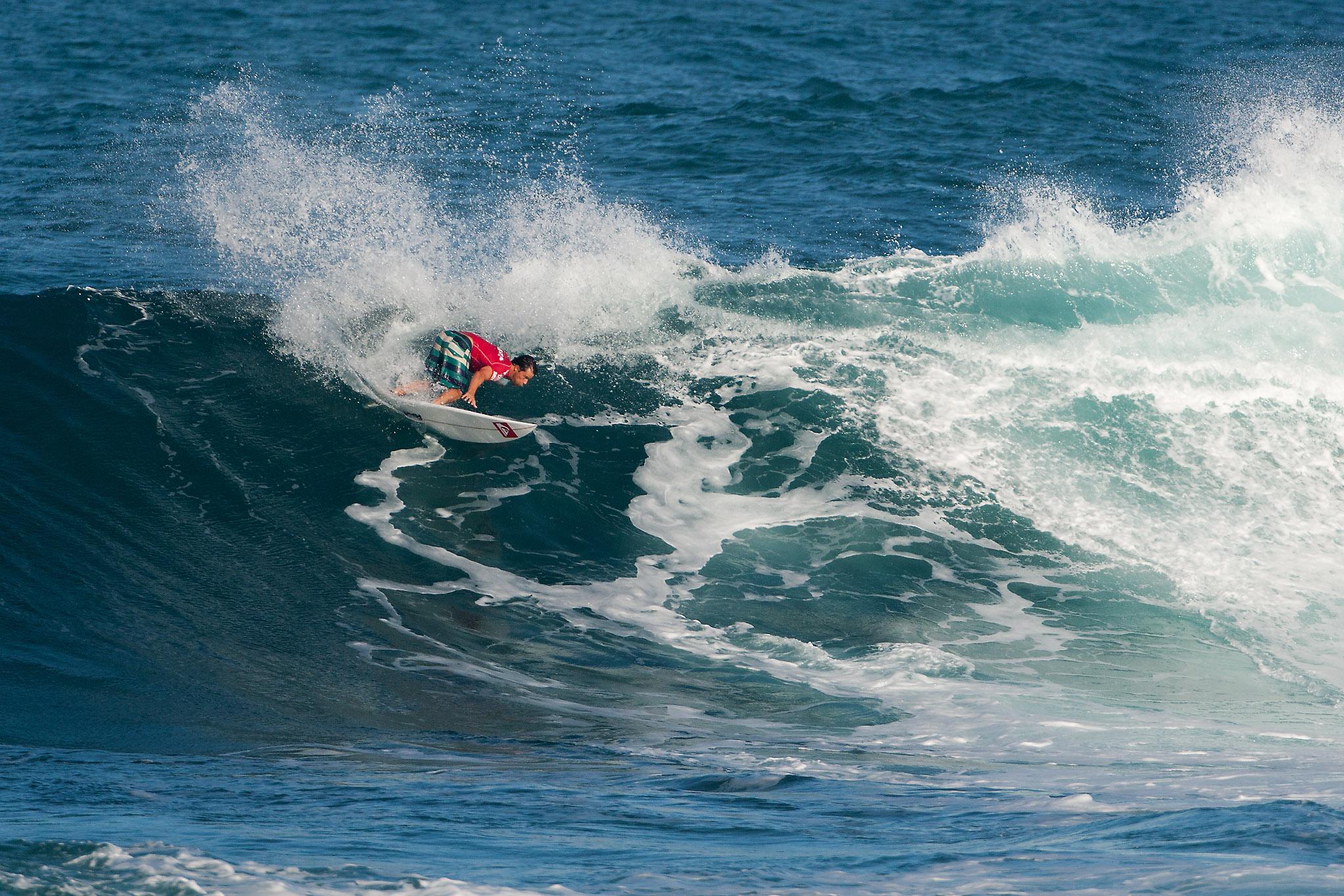 Travis Logie (Durban, South Africa) / ASP Handout